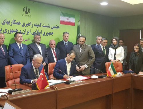 Apiculture industry Development and Advocacy Fund of IRAN (AIDAF) and Turkish Beekeeping Association (TAB) signed the memoranda of understanding on developing cooperation in the beekeeping industry of two countries.