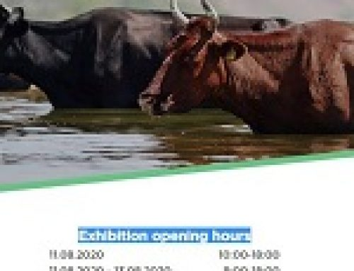 ۳۲nd International Agricultural Exhibition AGRO 2020